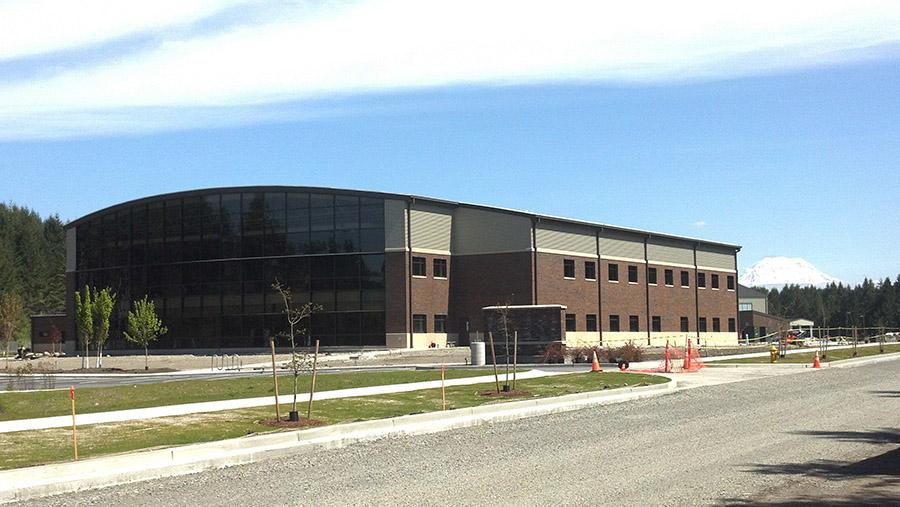 JBLM Army Center