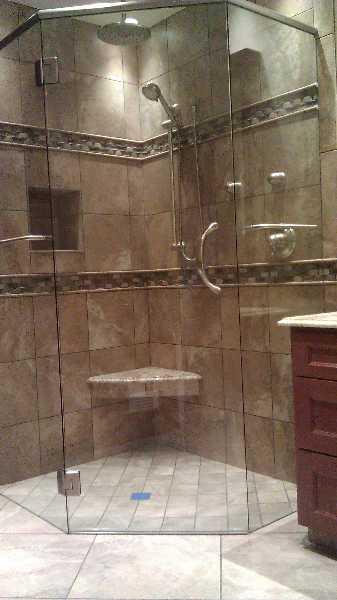 Shower & Bath | Sound Glass